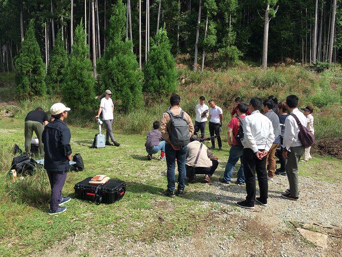 森林計測セミナー
